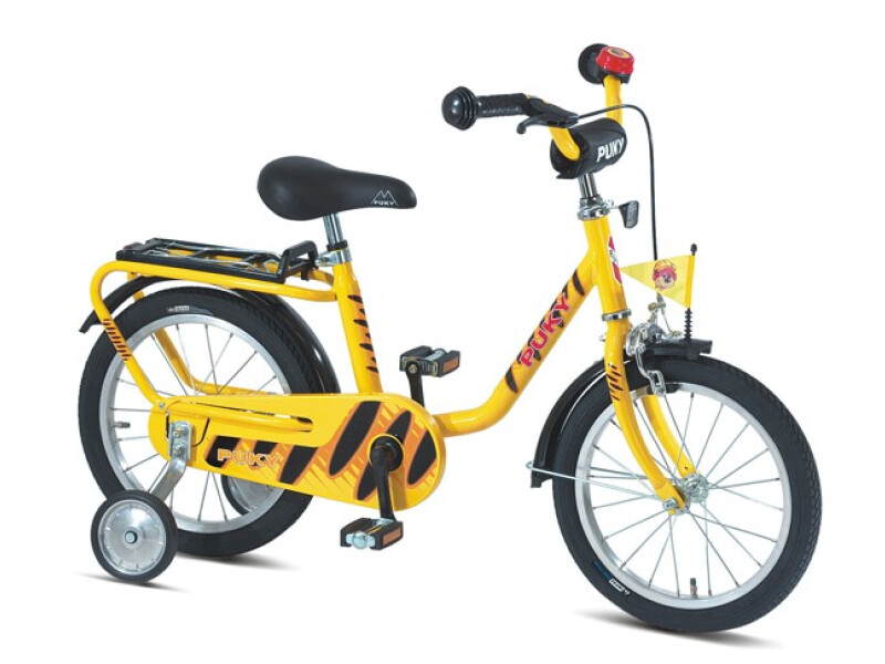 Puky Spielfahrrad Z6 gelb