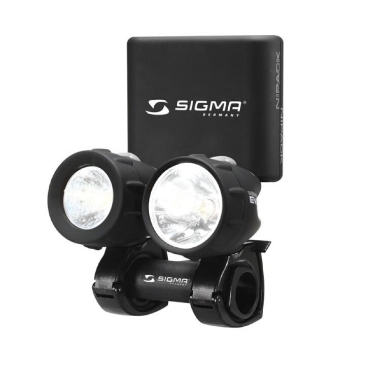 SIGMAEvo + Evo X Pro