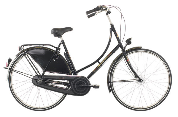 "NORDRAD - Damen Nostalgie Luxus 28""  7-gang Nd-Tr."