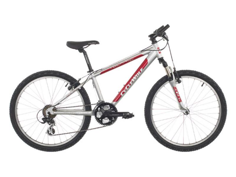 """CycleWolf TUCANO 24"""" Junior"""