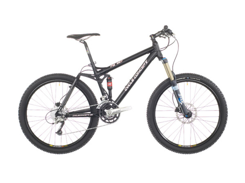 Cycleconcept FS 887