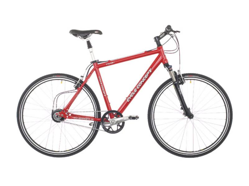 Cycleconcept TS 687 Herren