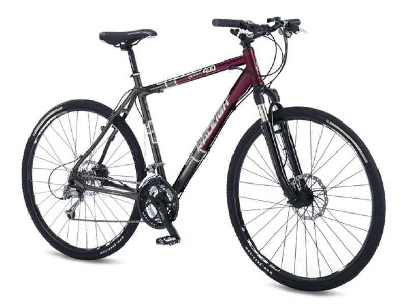 Raleigh Sport 400 27 G Deore LX