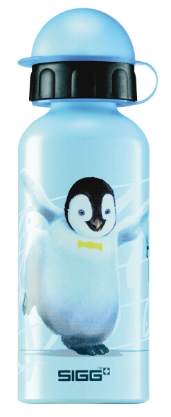 SIGG - Alu Kinder Trinkflasche Happy Feet
