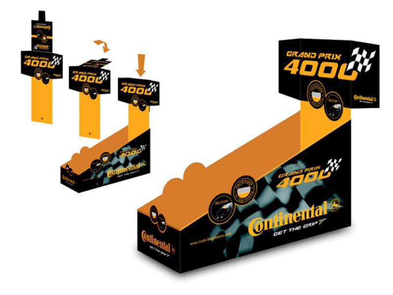 Continental Grand Prix Display