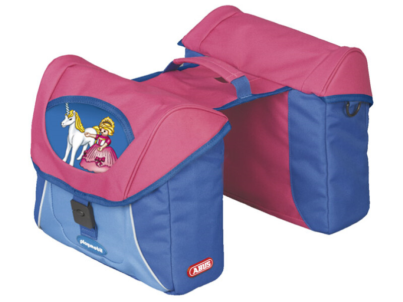 Abus Gepäcktasche Playmobil