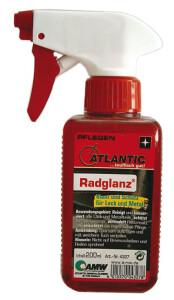 Atlantic ATLANTIC Radglanz mit Sprühkopf