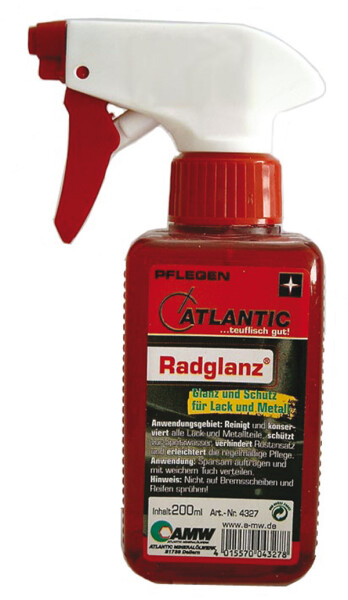 ATLANTIC - ATLANTIC Radglanz mit Sprühkopf