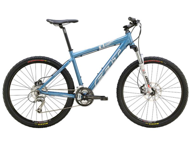 Felt Q720 gloss steel blue