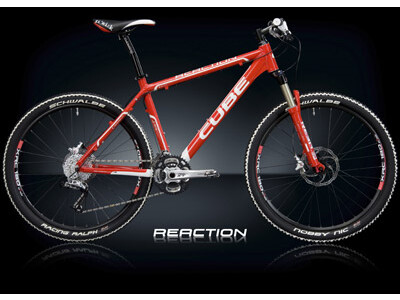 Cube Reaction K18 Racing Red