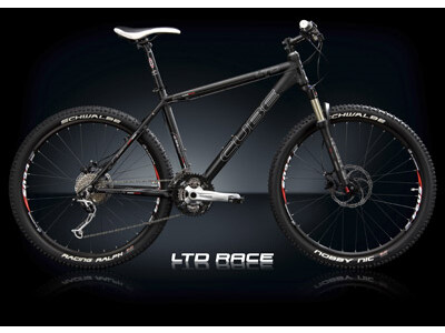 Cube LTD Race Black Anodized