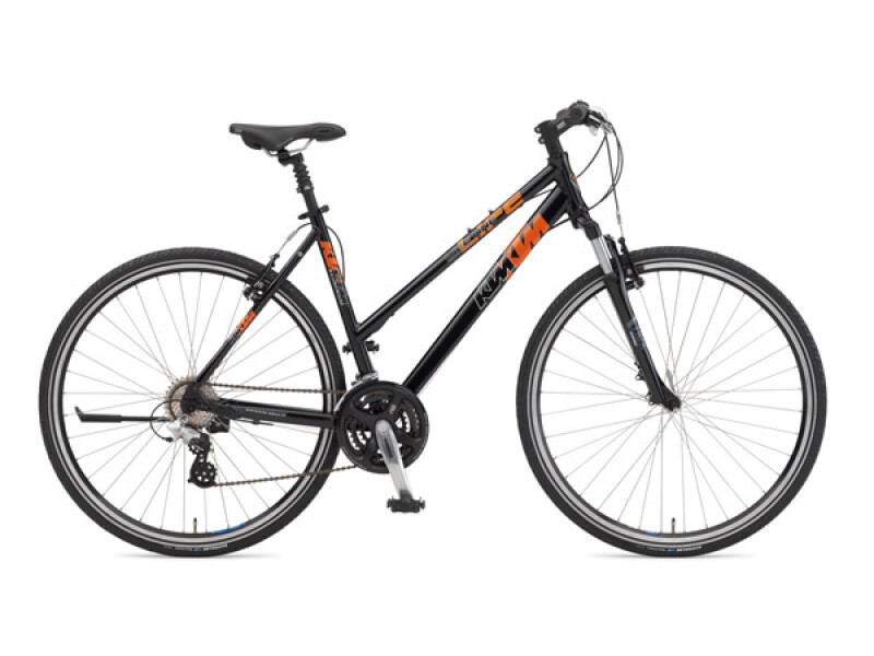 KTM Life One Damen black-metallic