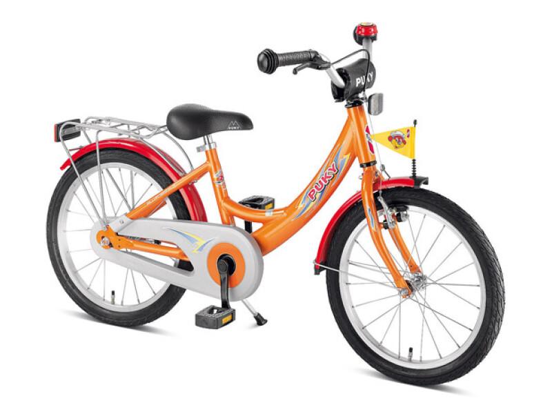 Puky Zweirad ZL 16 Alu orange