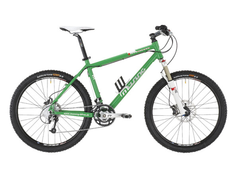 MÜSING Offroad Pro Top Ordermodell grün
