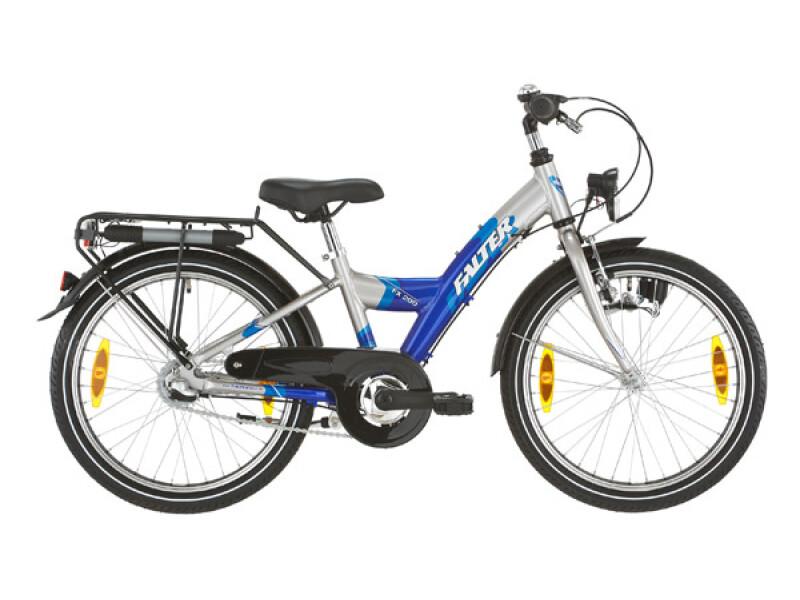 Falter FX 200 Y-ATB silber/blau