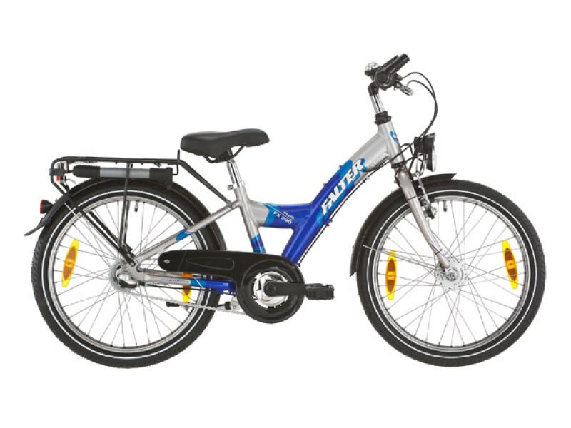 Falter FX 200 Plus Y-ATB silber/blau