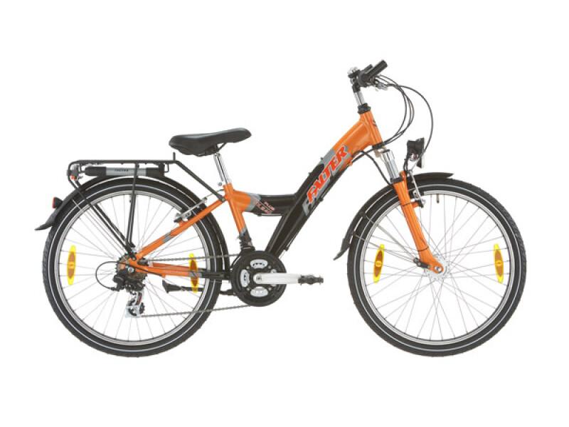 Falter FX 240 Plus Y-ATB 21-Gang orange/schwarz
