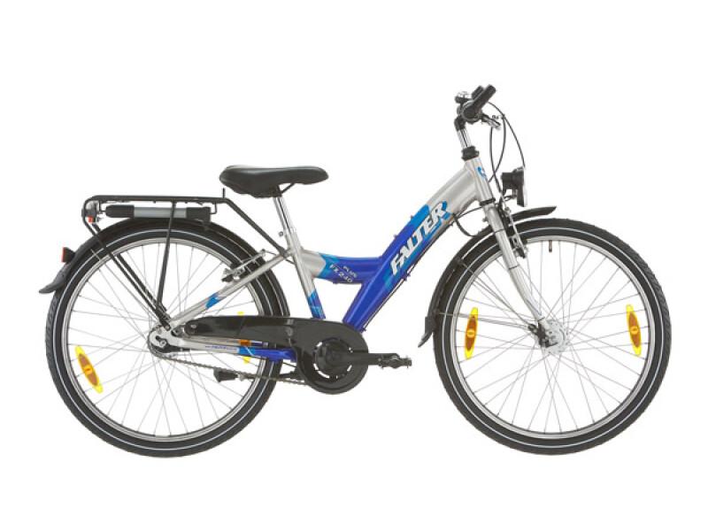 Falter FX 240 Plus Y-ATB 7-Gang silber/blau