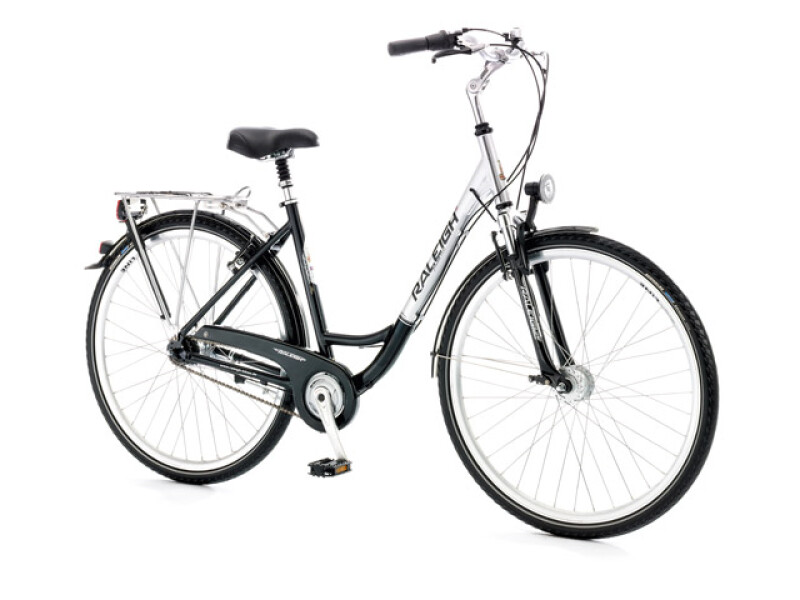 Raleigh Unico Plus Wave alabamablack/nepalsilber