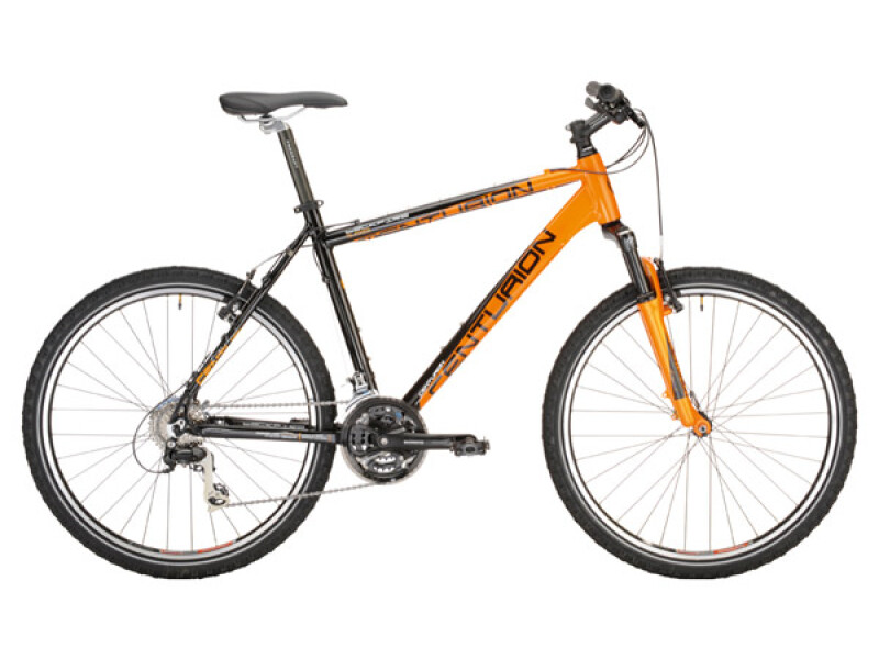 Centurion Backfire 100 schwarz/orange