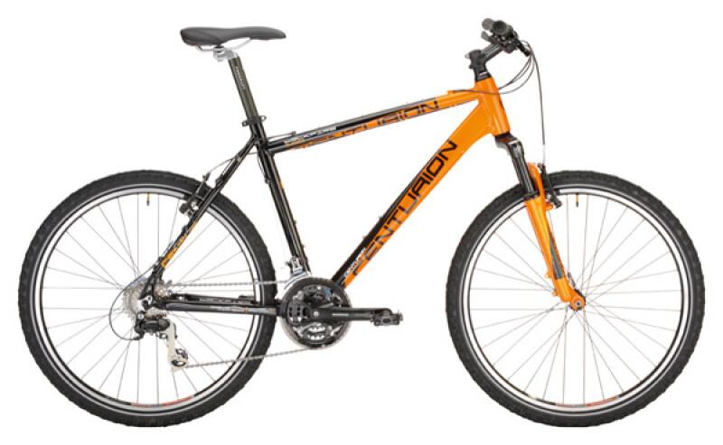 Centurion Backfire 100 schwarz/orange Mountainbike