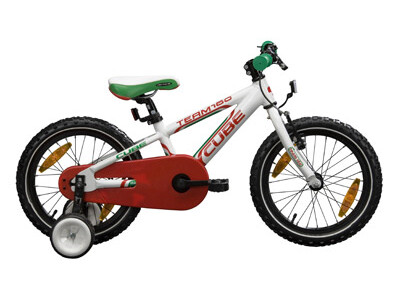 Cube TEAM KID 160 Racing Green