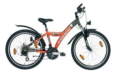 Conway MC-200 orange