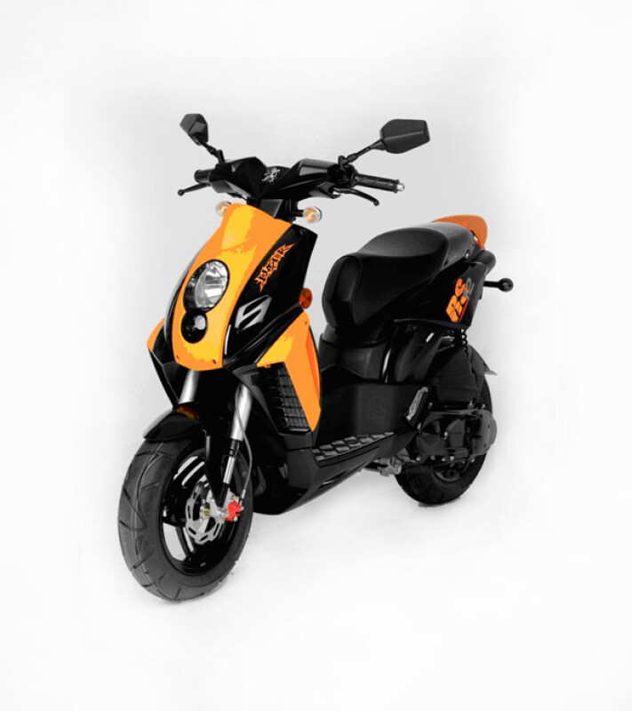 Peugeot Motocycles Blaster RS12 Motorfahrzeuge