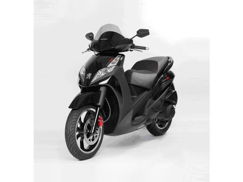 Peugeot Motocycles Geopolis 125 Premium RS