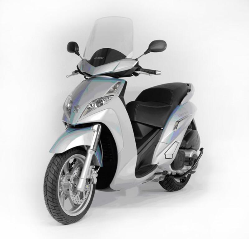 Peugeot Motocycles Geopolis 500 Premium Motorfahrzeuge