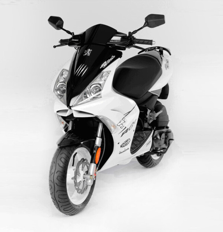 Peugeot Motocycles JET C-Tech R Cup Motorfahrzeuge