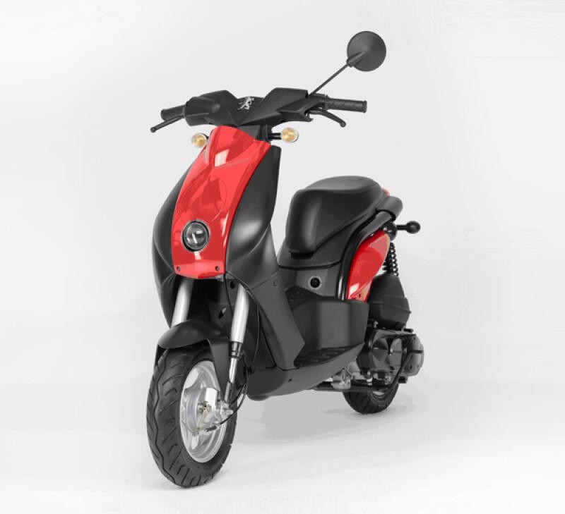 Peugeot Motocycles Ludix 2 One-Einsitzer Motorfahrzeuge