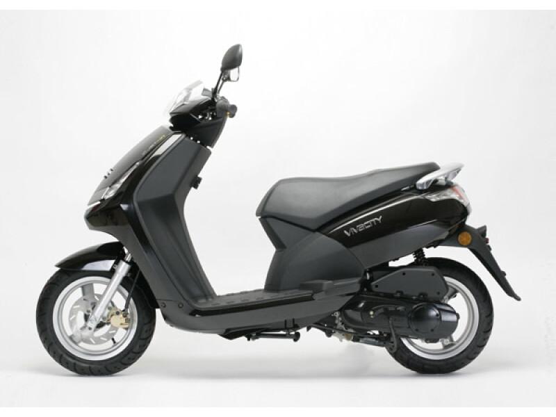 Peugeot Motocycles New Vivacity