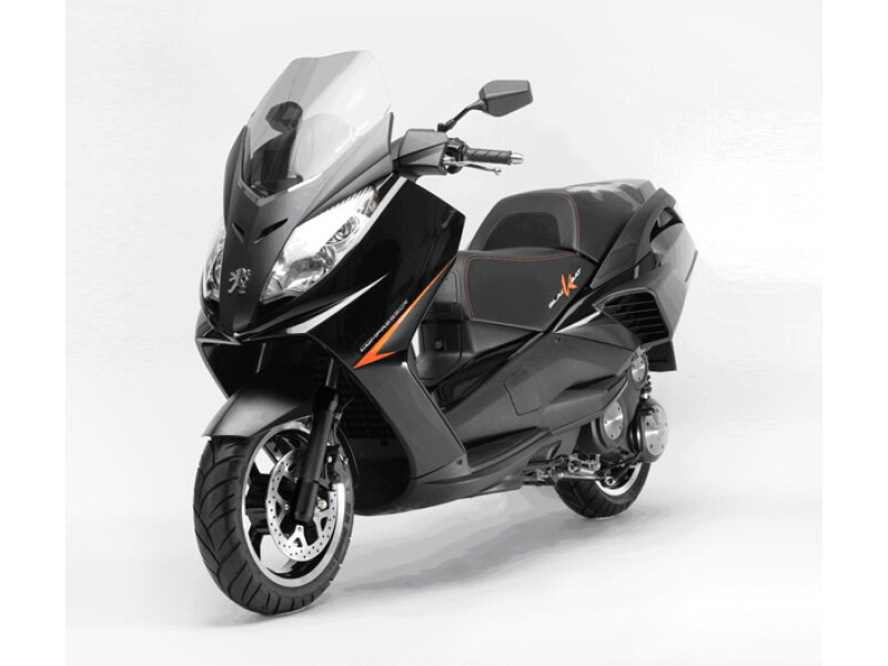 Peugeot Motocycles Satelis 125 Blacksat