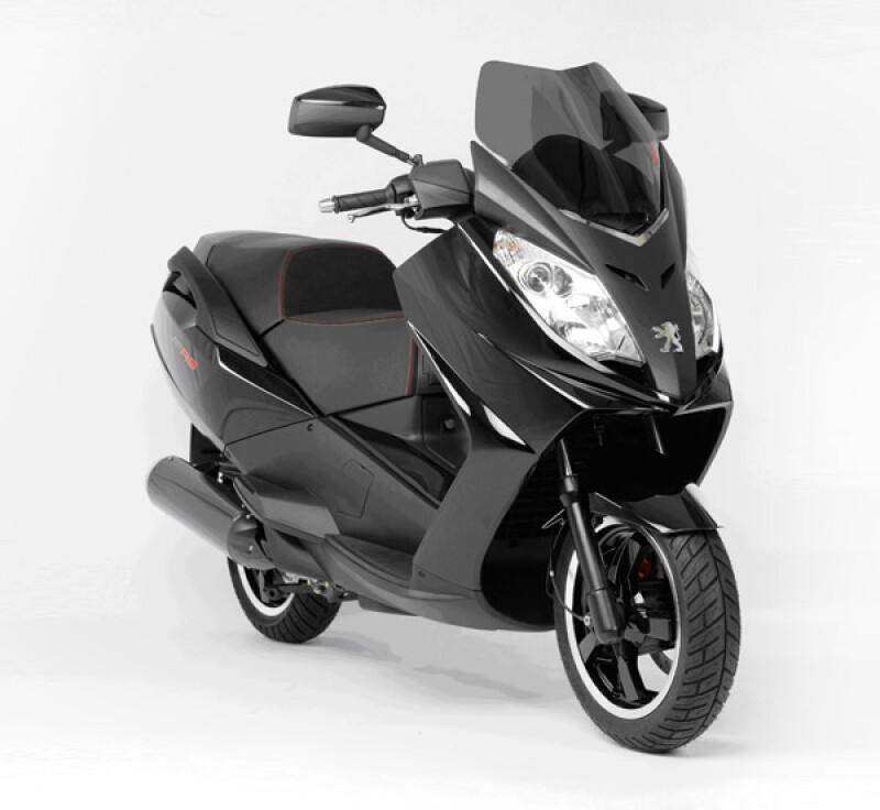 Peugeot Motocycles Satelis 125 RS Premium Motorfahrzeuge