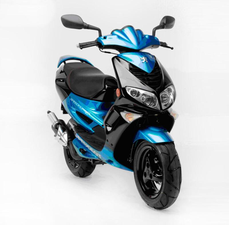 Peugeot Motocycles SPEEDFIGHT Motorfahrzeuge