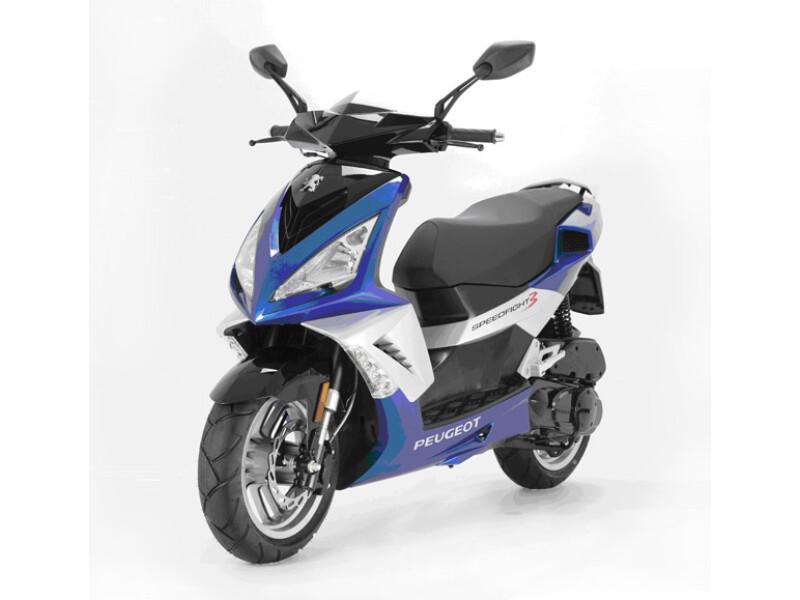 Peugeot Motocycles Speedfight 3