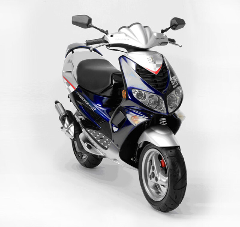 Peugeot Motocycles Speedfight Ultimate Edition Motorfahrzeuge