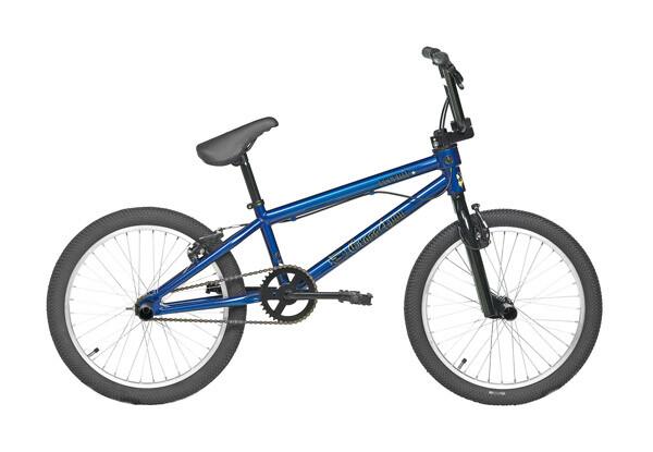 X4U - Recruit, blau-metallic