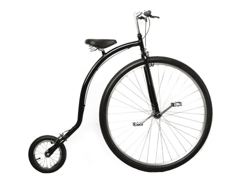 Qu-Ax Gentleman Bike, 36