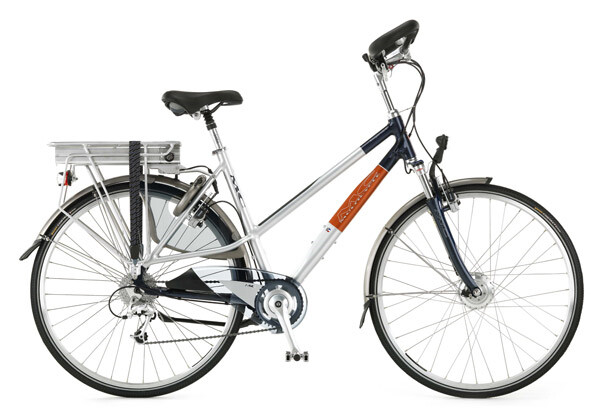 MULTICYCLE - Elegance E Mixte