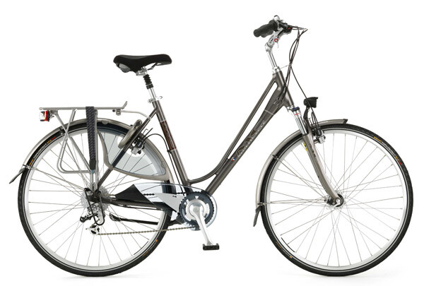 MULTICYCLE - Glide Damen bronze