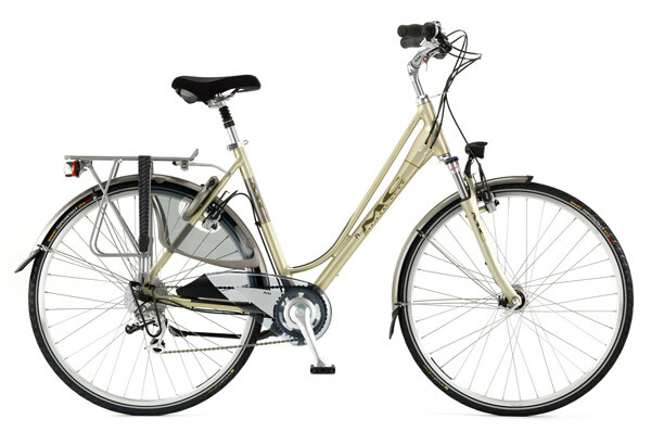 MULTICYCLE - Glide Damen silbergold