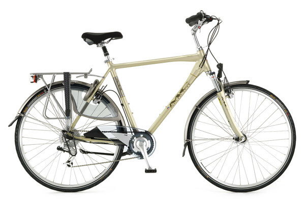 MULTICYCLE - Glide Herren silbergold
