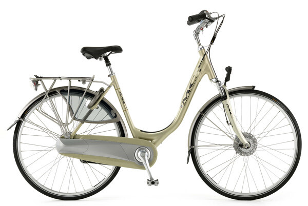 MULTICYCLE - Image Damen Extra silbergold