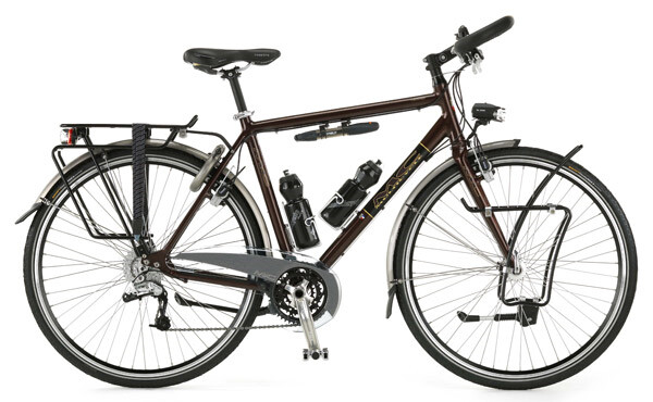 MULTICYCLE - Leader Herren Bourbon