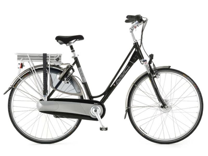 Multicycle Mature E Damen schwarz
