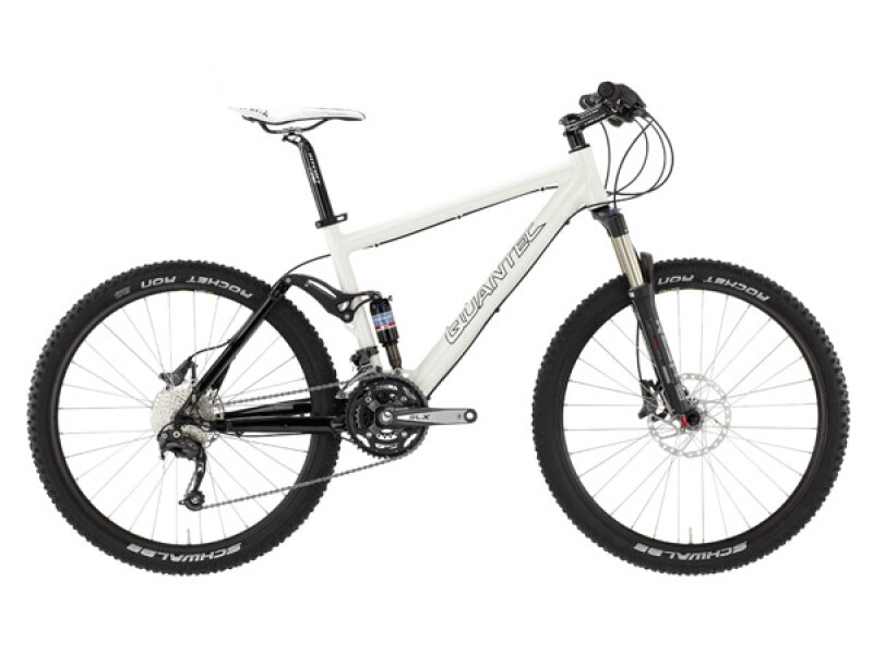 Quantec MTB Full Suspension