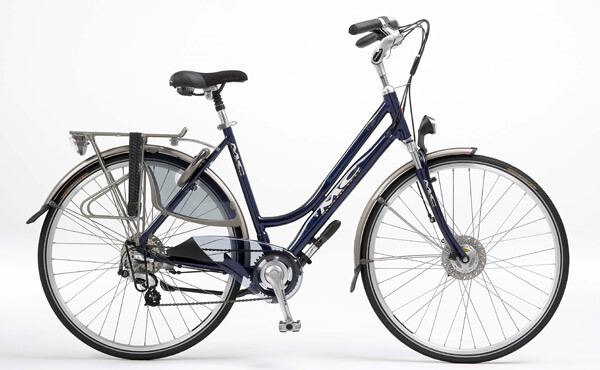MULTICYCLE - Invite Damen blau