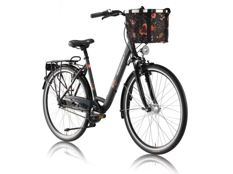 Rabeneick Bild der Frau Citybike
